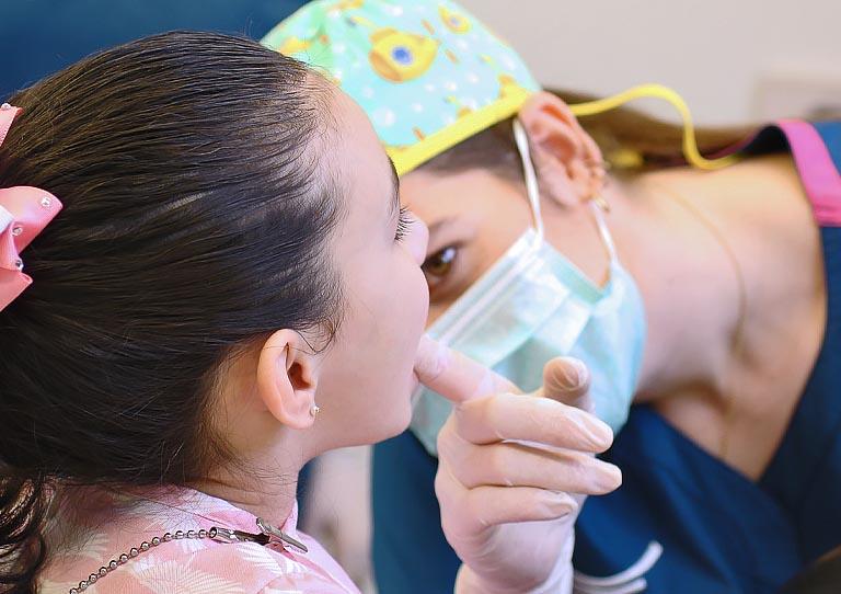 Ortodoncia temprana en niños
